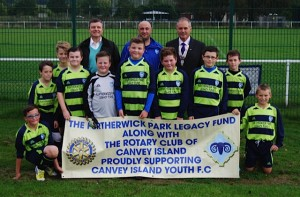 Canvey Island Youth FC 06.10.13