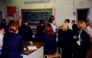 Science lesson 1997